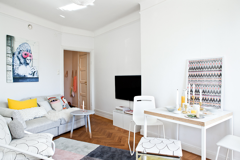 L'appartement de Mimmi Staaf en vente sur Fantastic Frank