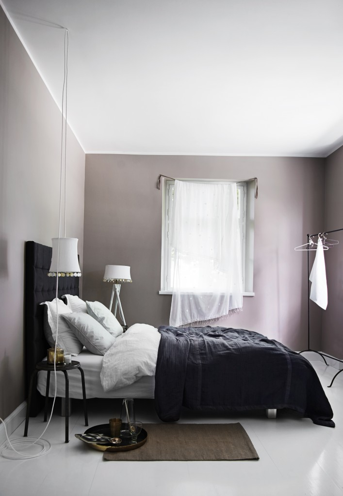 Stunning Chambre Taupe Et Noir Gallery - House Design ...