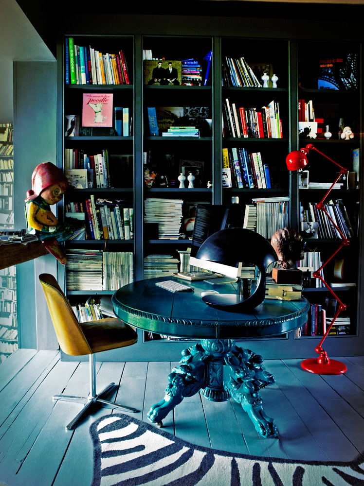 Abigail Ahern interior via Rue magazine
