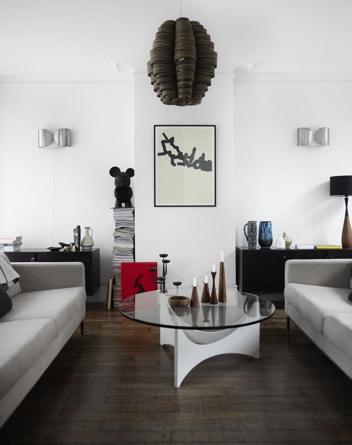 La maison de Siv Tone & Jonathan à Paris