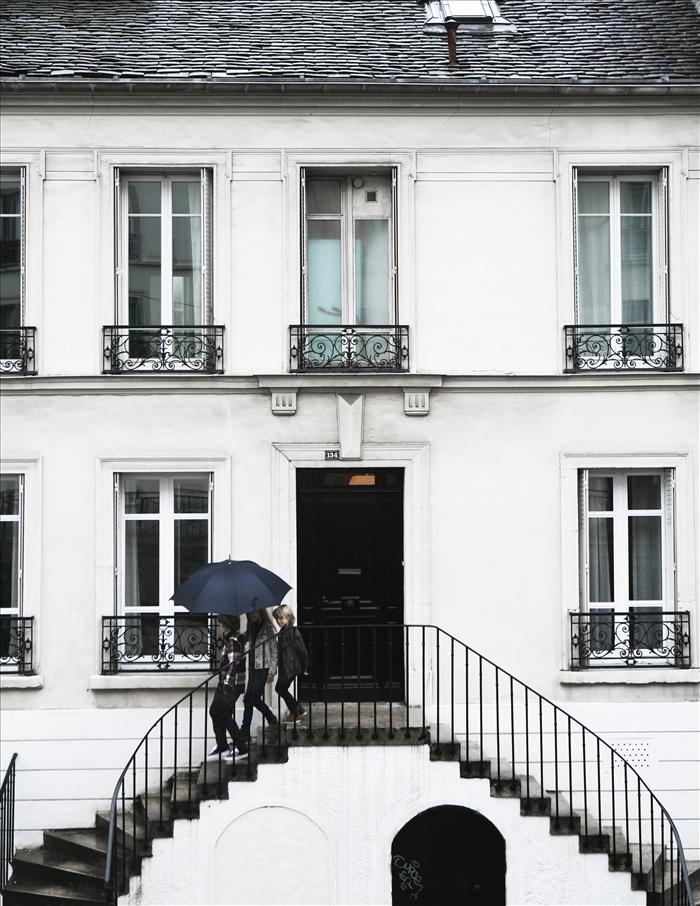 Siv tone kverneland une maison paris tr s scandinave for Maison scandinave paris