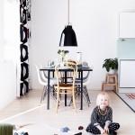 Chez Riika en Finlande : l'amour des motifs Marimekko