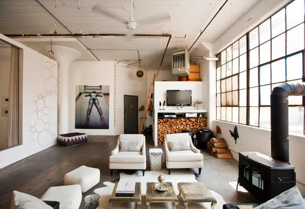 Alina Preciado loft Brooklyn || Photo : Chris A. Dorsey