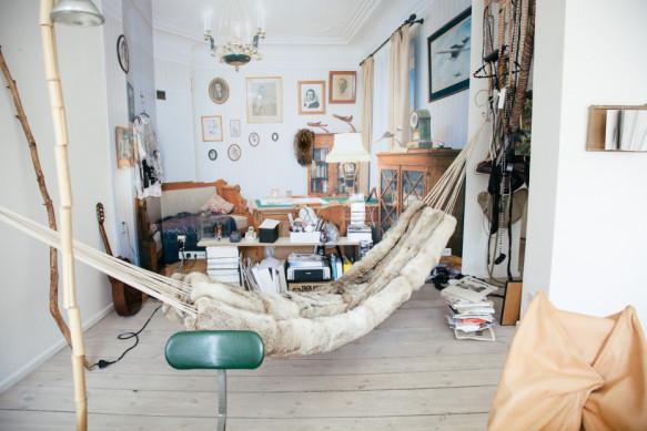 Mira Schroeder & Bless - apartment & store - Berlin || Freunde von Freunden - Photo : Marlen Mueller