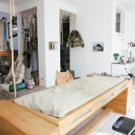 L'appartement-boutique de Mira Schroeder à Berlin