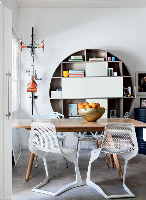 La maison de Renata Paternostro à São Paulo design et contemporain