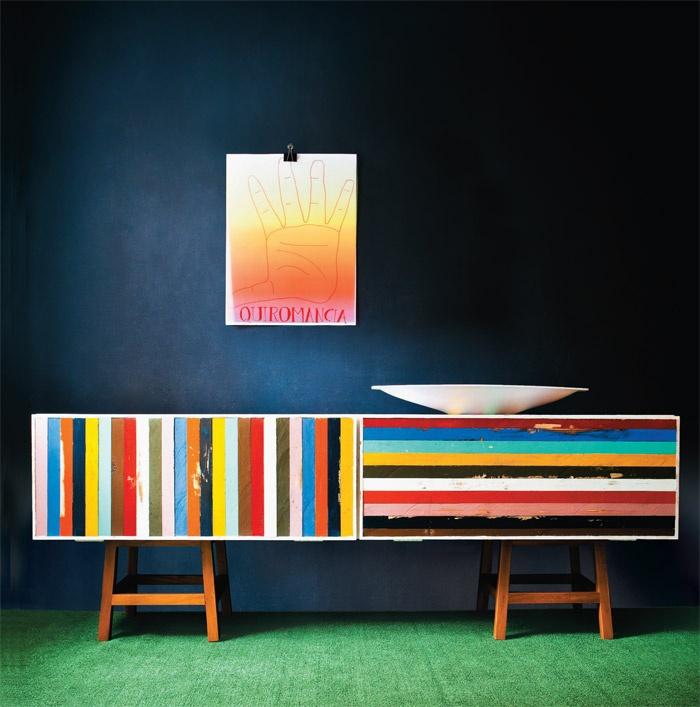 Collection de meubles The Neorustica - Design Bruno Jahara