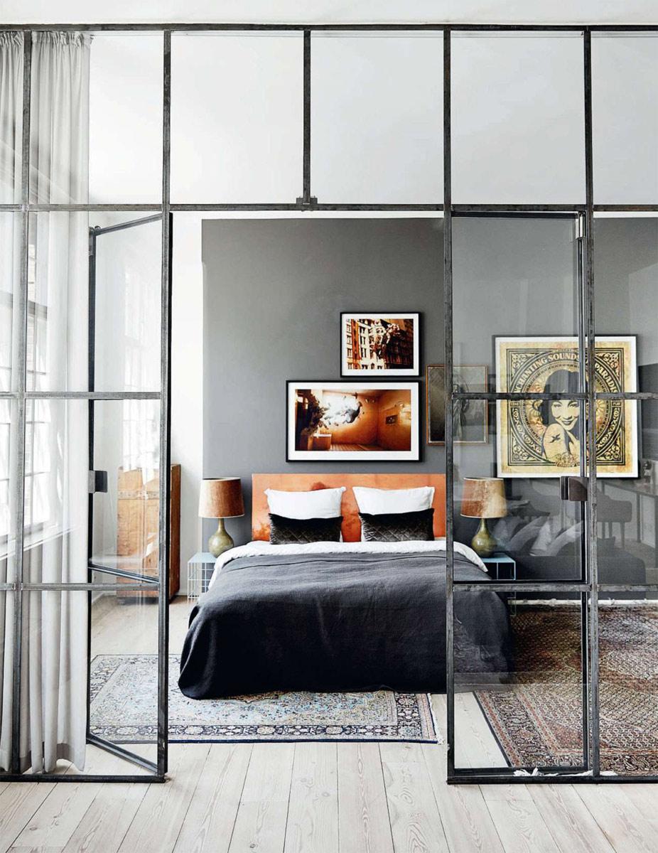 L 39 appartement boh me et arty de jon oron copenhague Elle deco uk