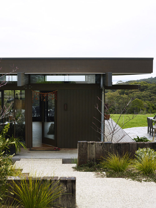 La maison à l'esprit moderniste de Shani Anderson