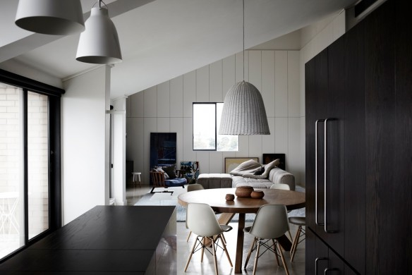 Beaconsfield House by Whiting architects
