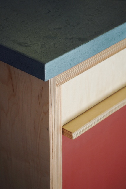 "Ne dites plus contreplaqué, dites ""plywood"" || Hart Wright architects"