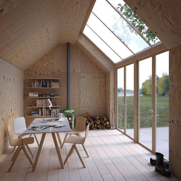 "Ne dites plus contreplaqué, dites ""plywood"" || Waldemarson berglund arkitekter"
