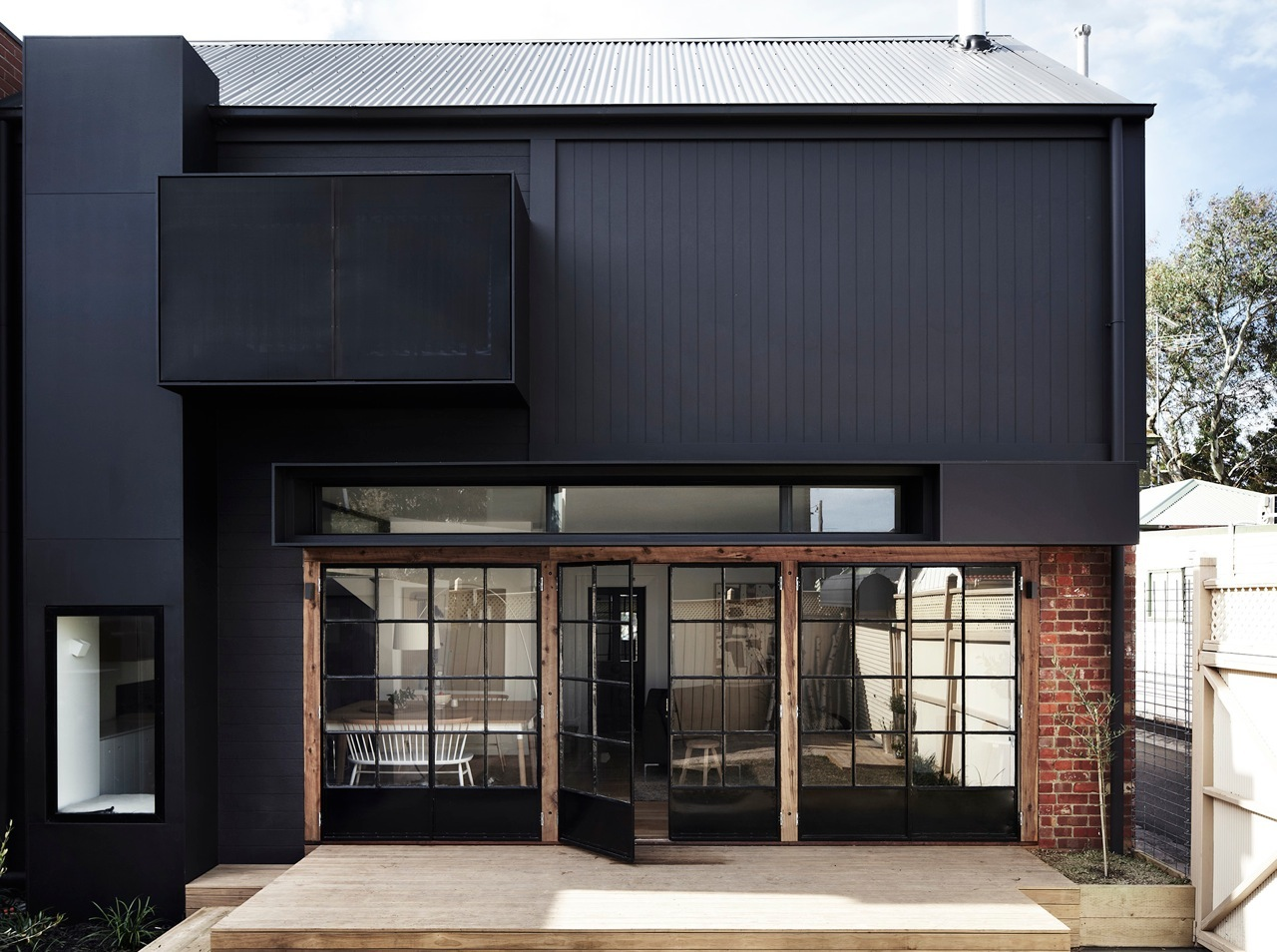 Kerferd House by Whiting architects