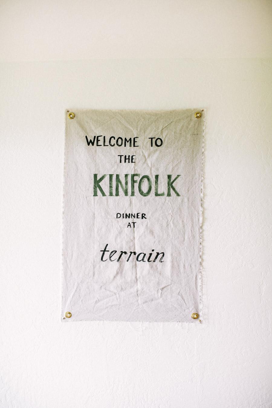a maison de Nathan et Catherine, fondateurs de Kinfolk en Orégon