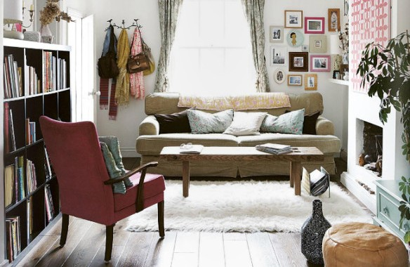 Chez la cr atrice de la marelle pascale nivet - Magnifique maison renovee eclectique coloree sydney ...