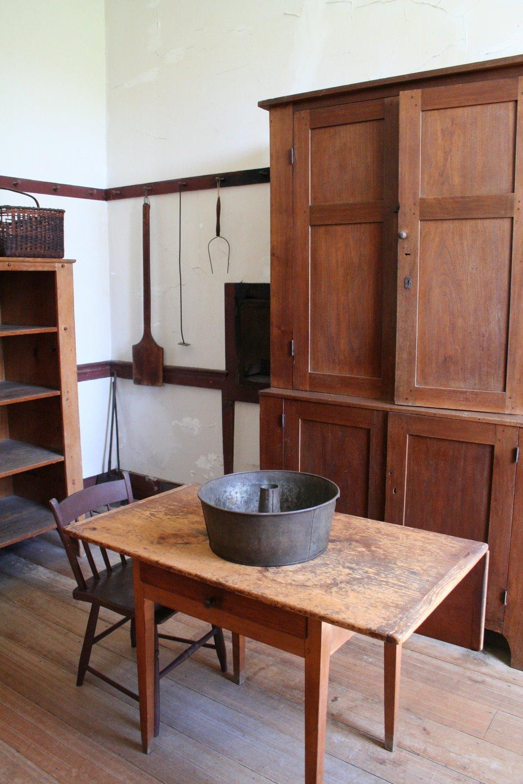 Le style néo-rural en décoration d'intérieur | Un intérieur Shaker