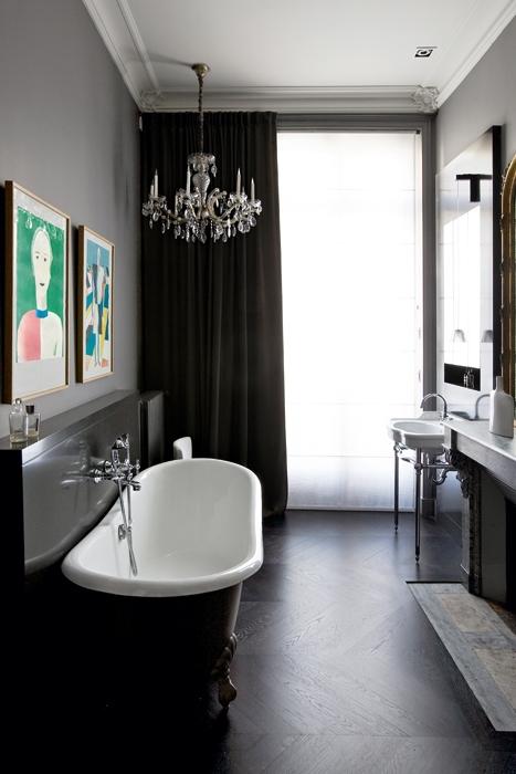 des id es pour personnaliser sa salle de bain. Black Bedroom Furniture Sets. Home Design Ideas