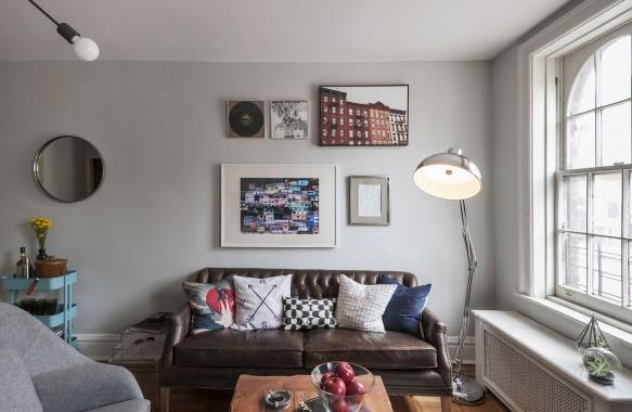 Petits appartements à New York city par LABL studio