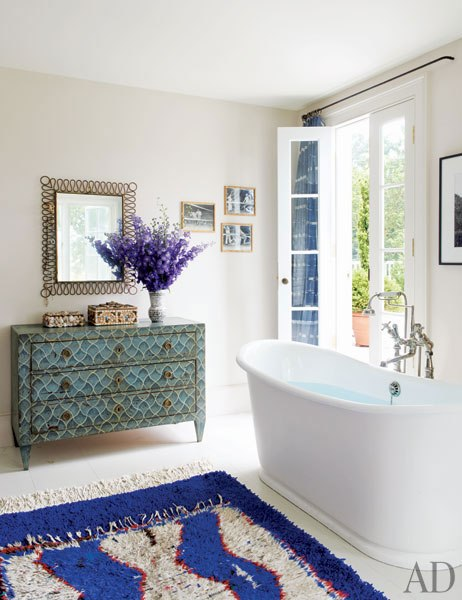 Des idées pour personnaliser sa salle de bain : Traiter sa salle de bain comme un salon