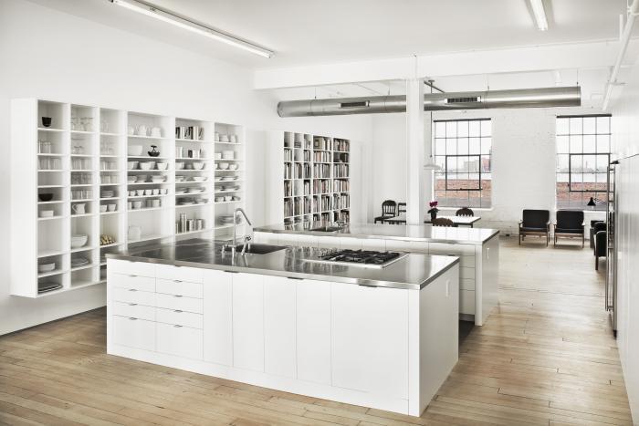 Une cuisine ouverte sur le s jour - Cuisine 15m2 ilot centrale ...