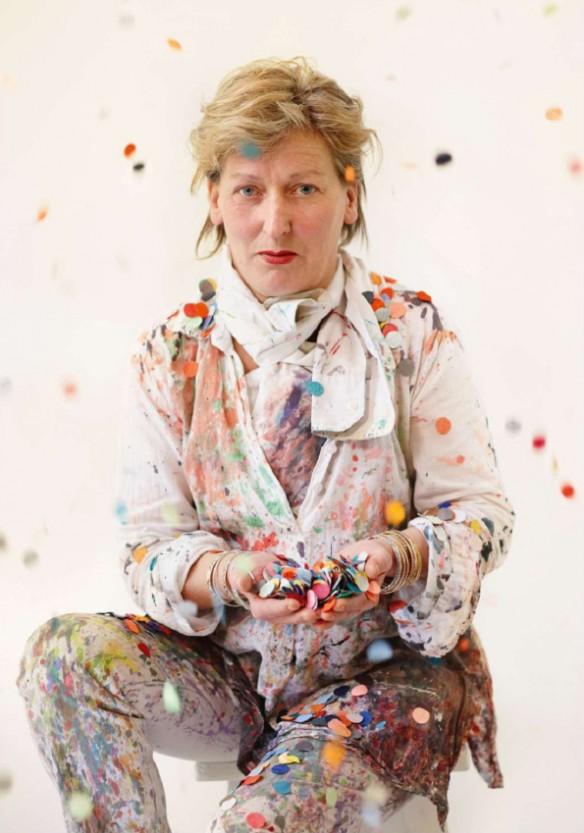Sophie Cuvelier atelier