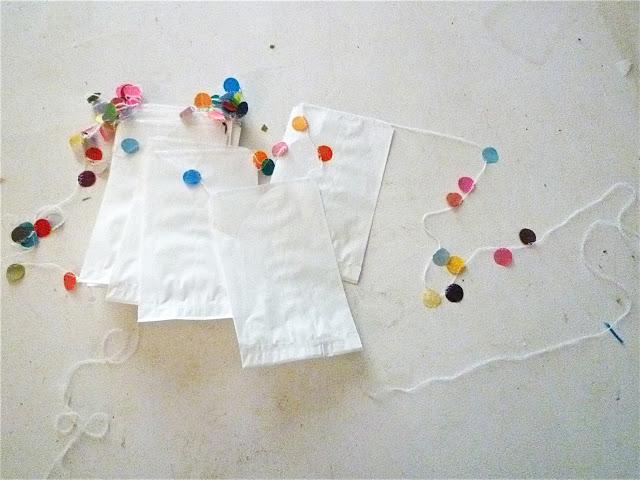 Sophie Cuvelier confettis