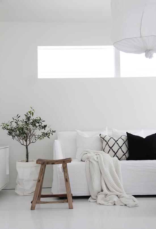 Le blanc est-il un concept ? || La maison immaculée blanc Elisabeth Heier