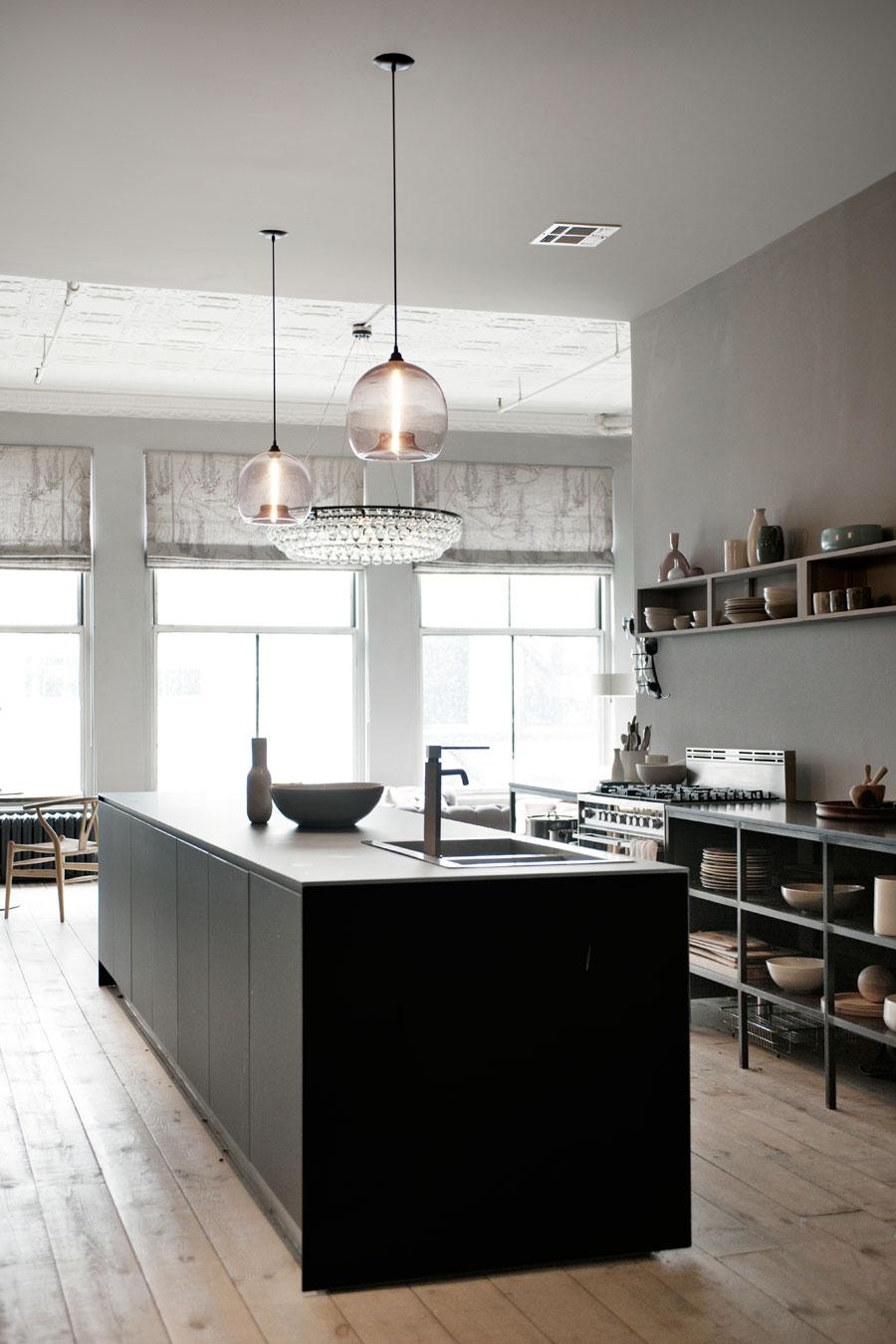 New York - Crosby street apartment - OCHRE