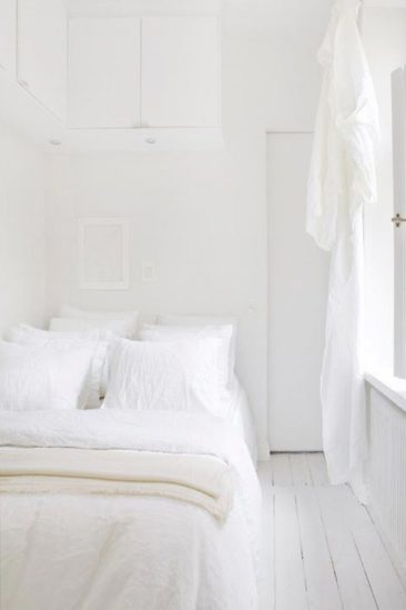 Le blanc est-il un concept ? || chambre blanc immaculé par Fantastic Frank
