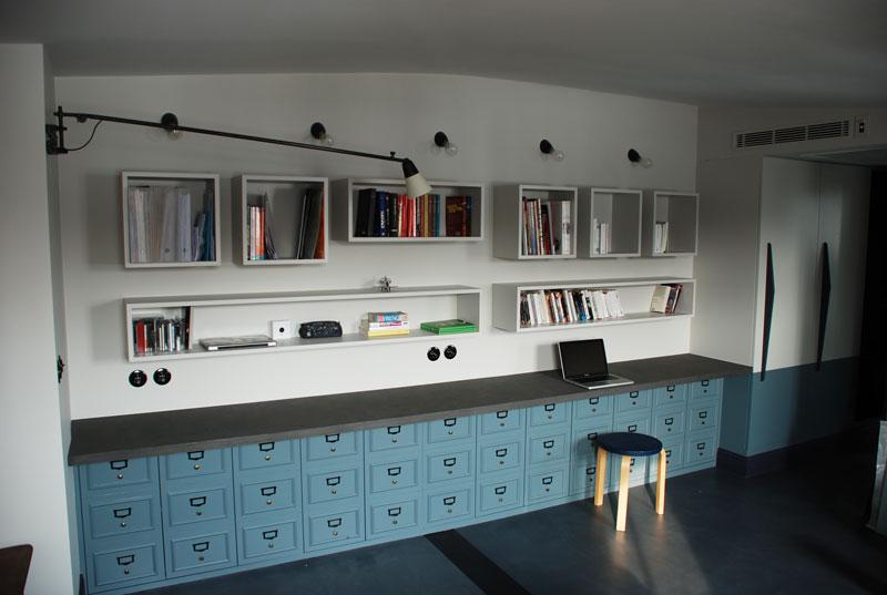 Un appartement à Paris à la décoration hors du temps par Marianne Evennou
