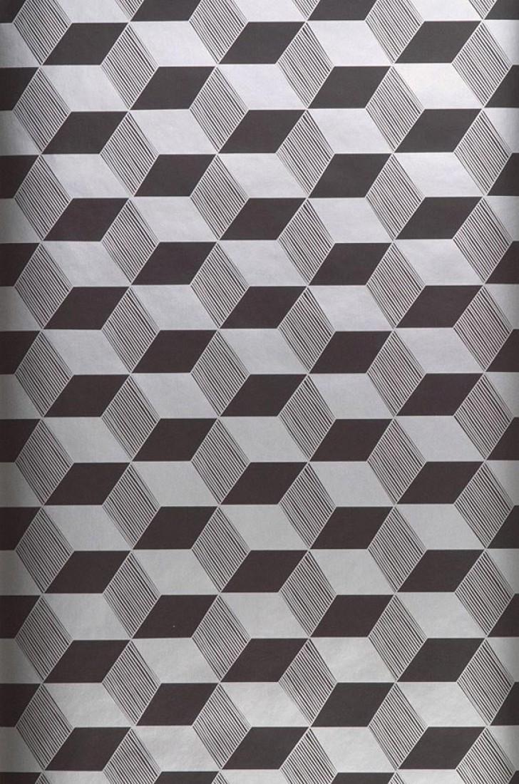 Papier-peint Squares de Ferm Living