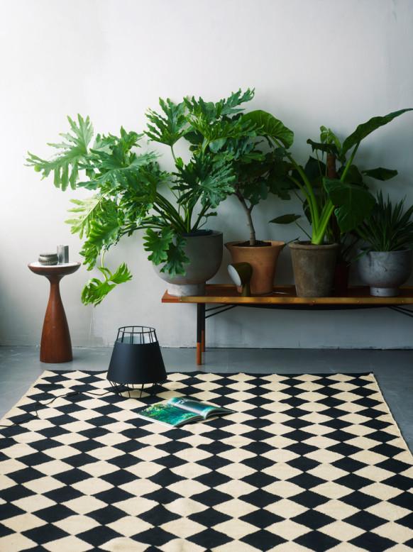 Donner des airs de jardin tropical à son intérieur | Elle hoest - Siren Lauvdal portefolio