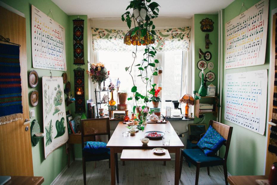 Donner des airs de jardin tropical à son intérieur | Freunde von Freunden - Nor Toma