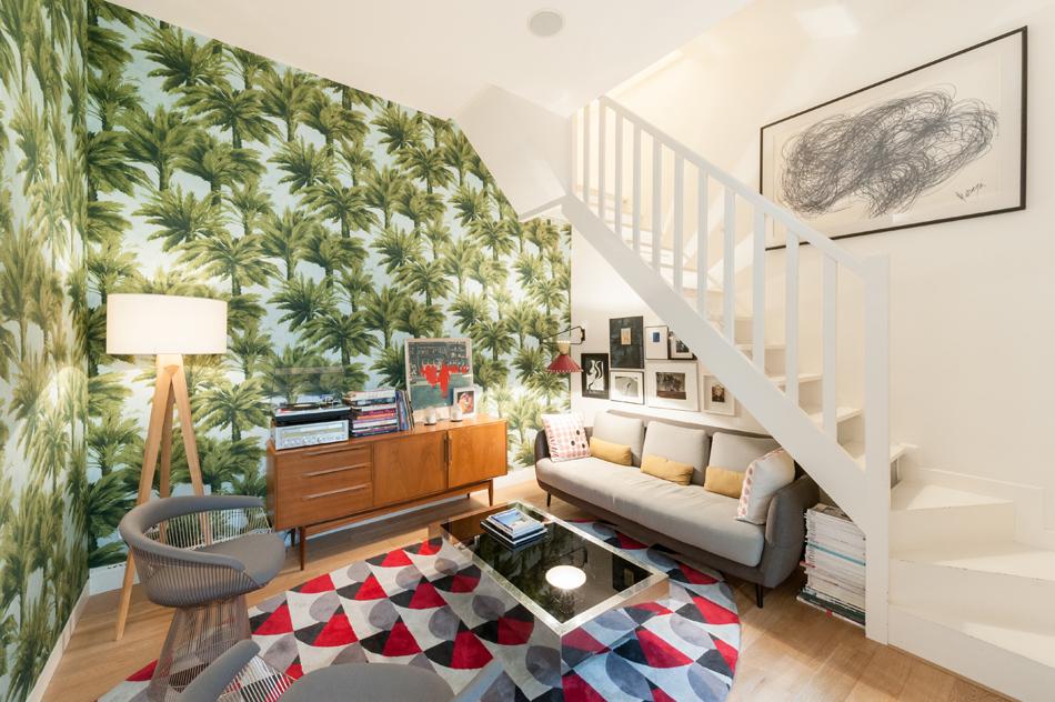 donner des airs de jardin tropical son int rieur. Black Bedroom Furniture Sets. Home Design Ideas