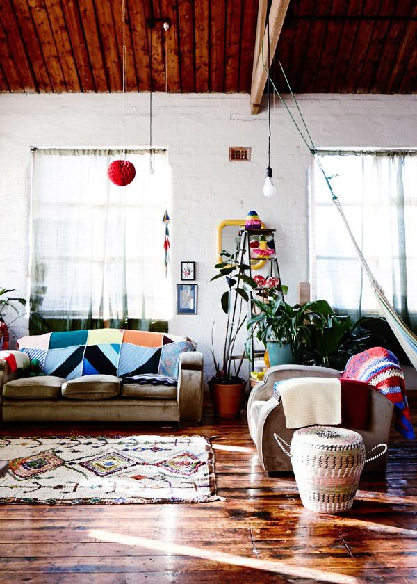Donner des airs de jardin tropical à son intérieur | Sarah Nolan interior