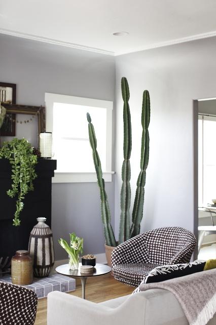Donner des airs de jardin tropical à son intérieur | Emily Johnston interior portefolio