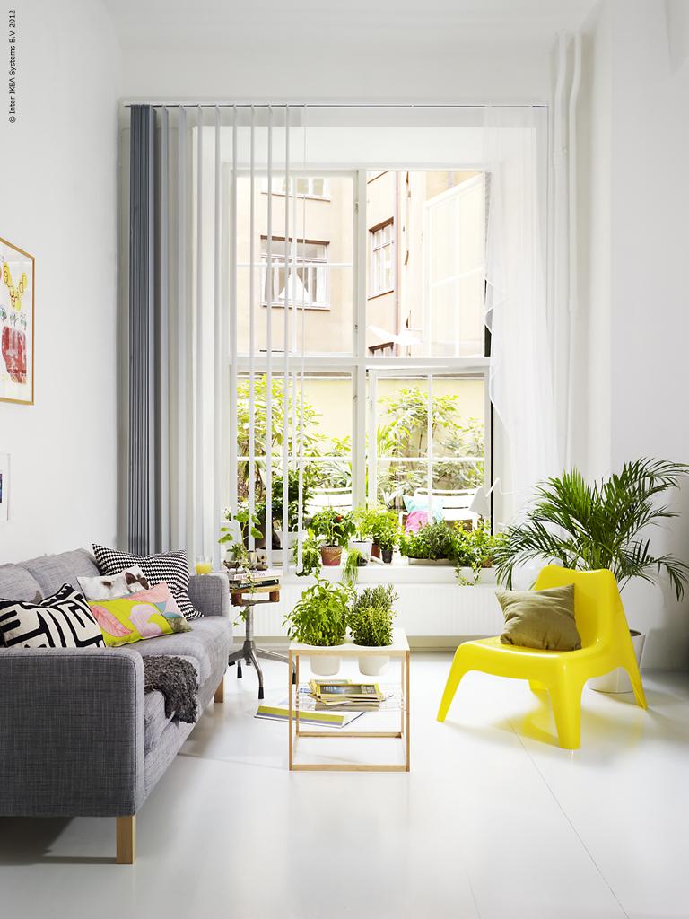 Donner Des Airs De Jardin Tropical à Son Intérieur | Ikea Decoration