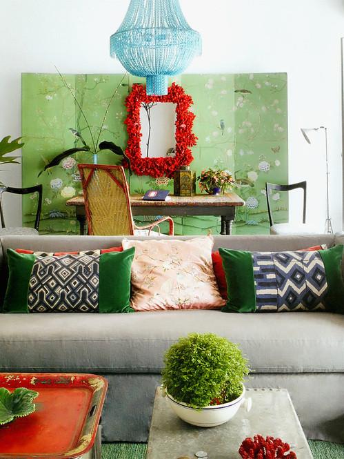 Donner des airs de jardin tropical à son intérieur | Pepe Leal interieur