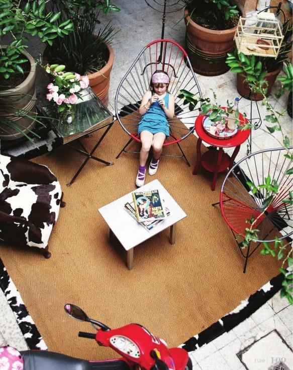 Donner des airs de jardin tropical à son intérieur | Rue magazine - El cielo de Mexico