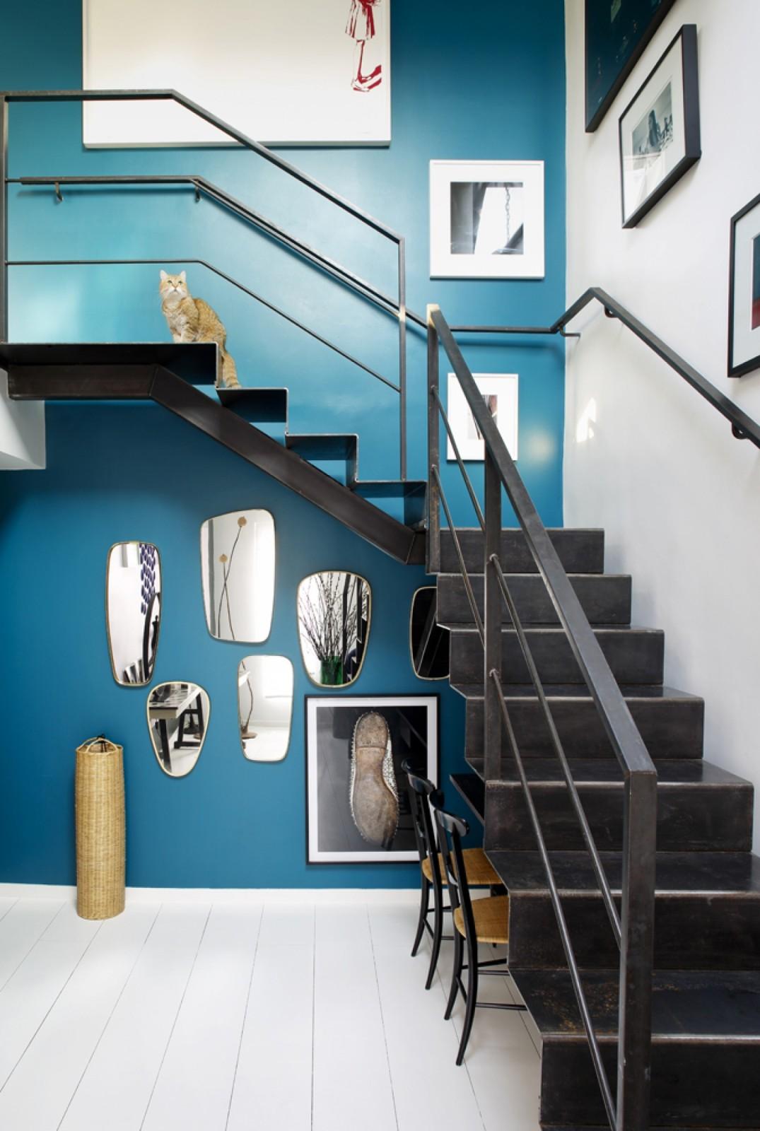 Le Nouveau Duplex De Sarah Lavoine Turbulences D 233 Co