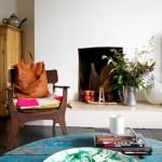 L'intérieur coloré d'Ally Capelino à Londres