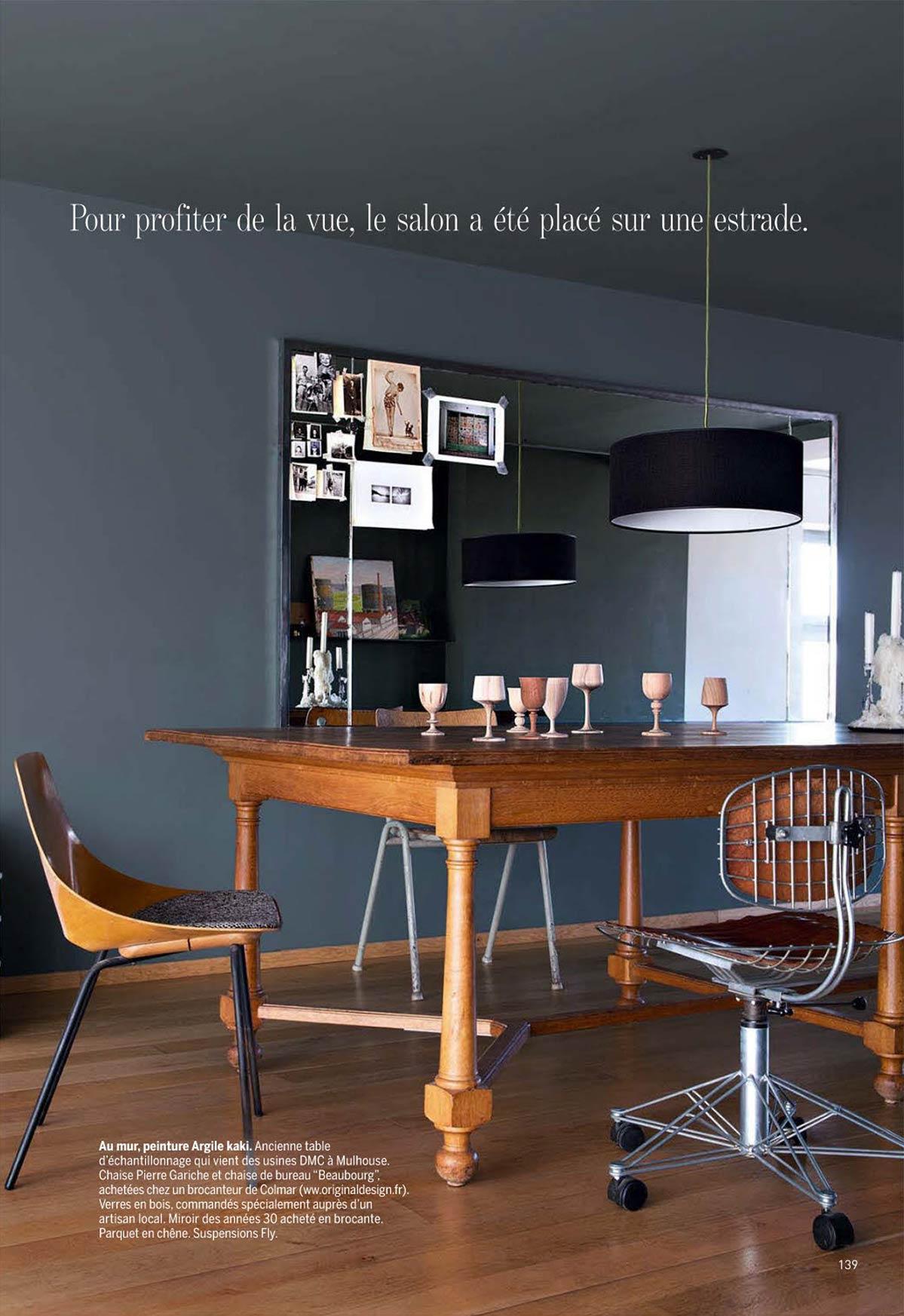Anne Hubert loft || Marie Claire Maison Mai-Juin 2014