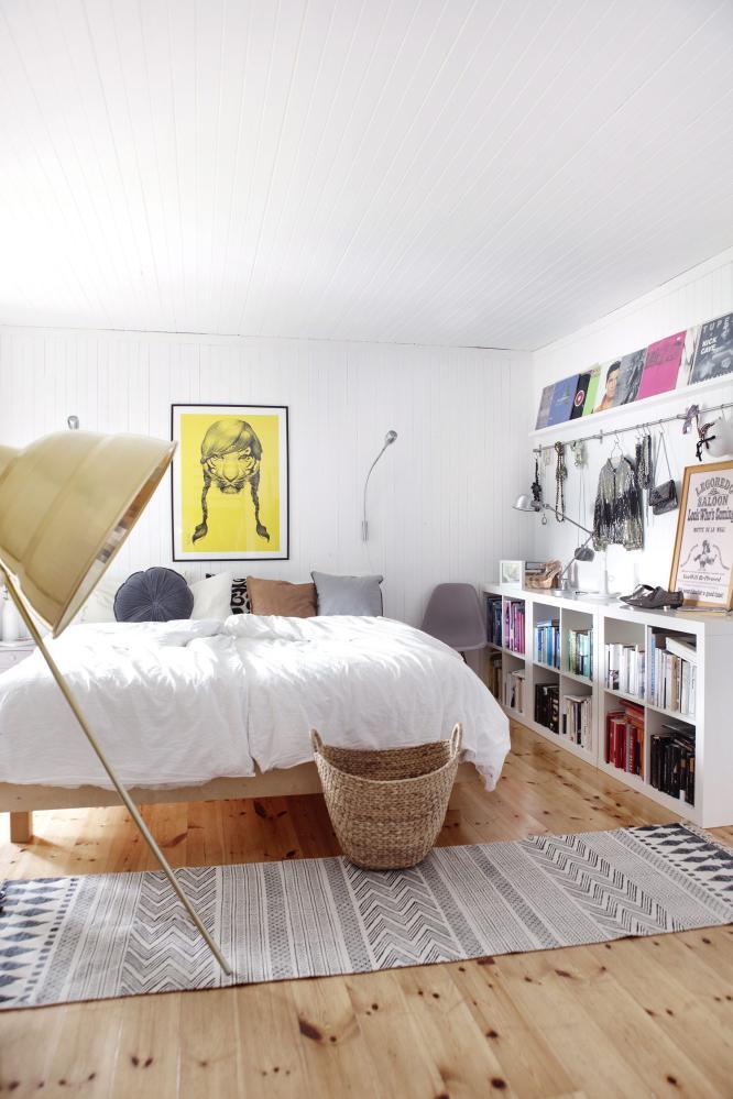 Janne Amalie and Geir interior via Klikk - Bonnyt