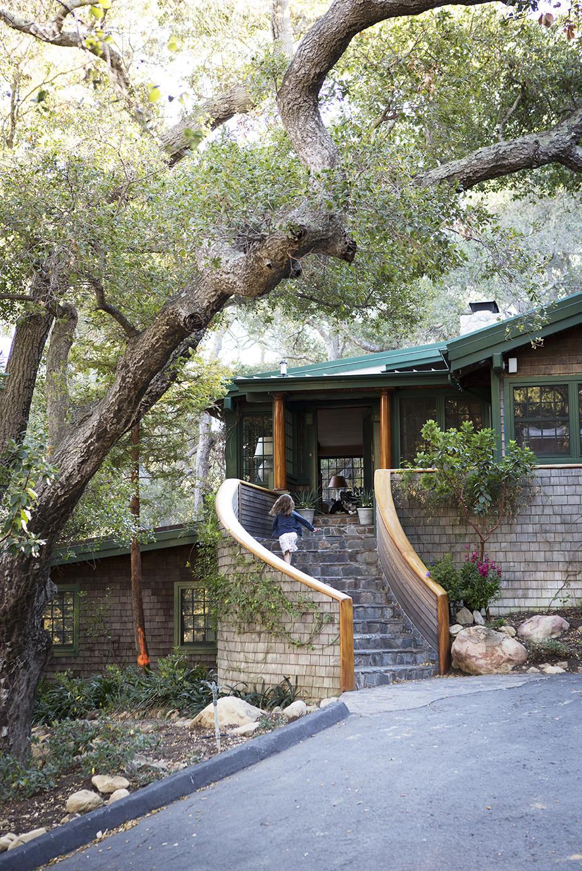 Le ranch boho chic de Ruthie Sommers