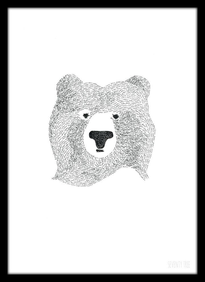 Seventy tree - Bear Of Few Words