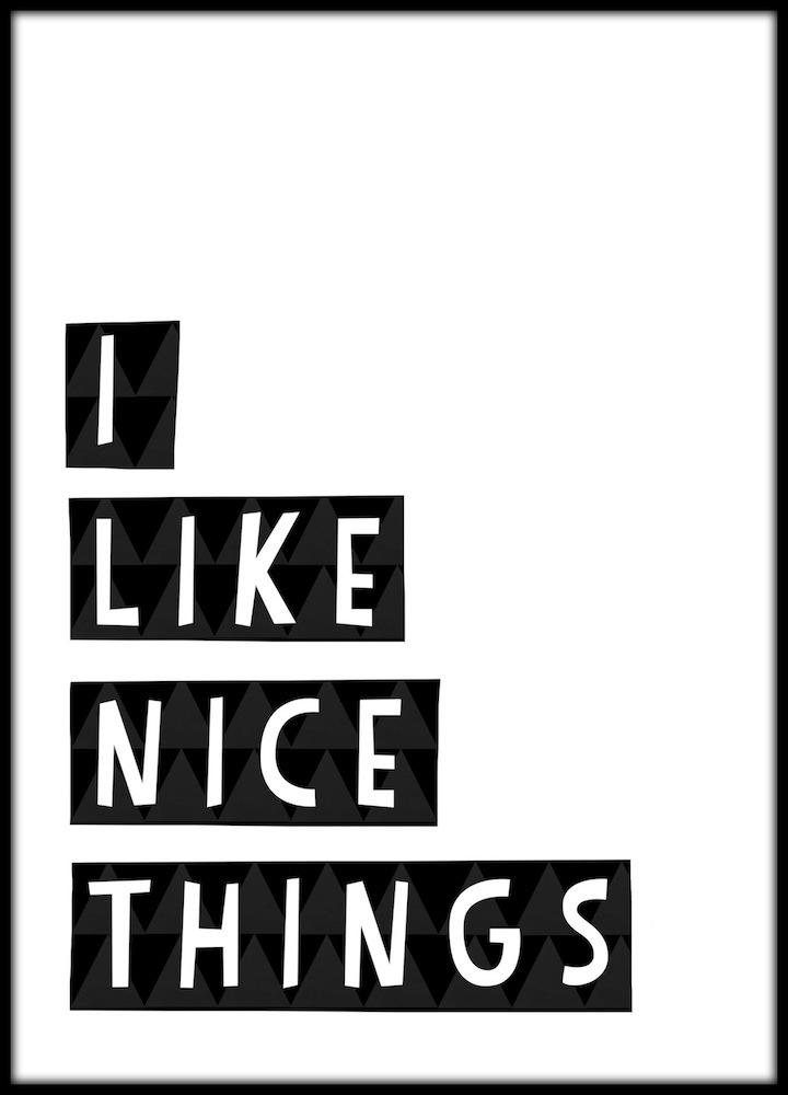 Seventy - Tree Nice Things