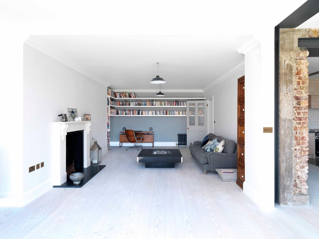 Threefold architects || Hamilton Terrace || The word of interiors june 2014