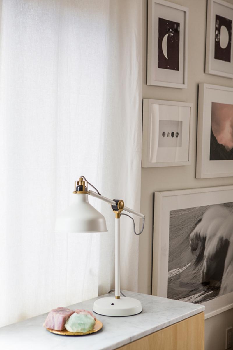 Une chambre comme une dragée || La chambre de Bri Emery à Los Angeles