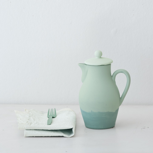 Farrow & Ball portefolio - Jugs cabbage white