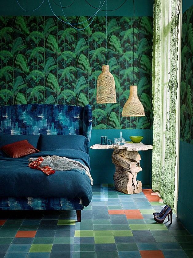 Palm wallpaper ou papier-peint Jungle
